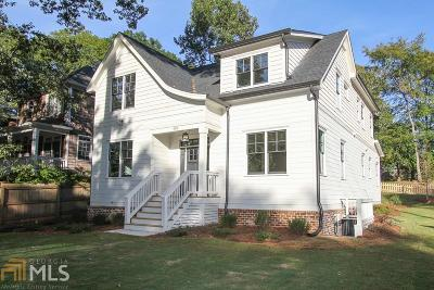 Decatur Single Family Home For Sale: 405 Sycamore Dr