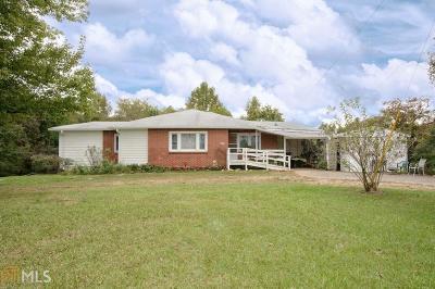 Bowdon Single Family Home For Sale: 6818 Smithfield Rd