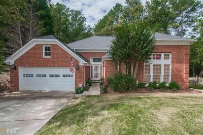 Roswell Single Family Home For Sale: 8750 Terrace Ln
