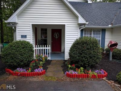 Toccoa Single Family Home For Sale: 325 Hidden Lakes Dr