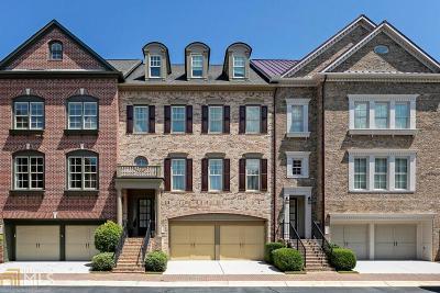 Smyrna Condo/Townhouse For Sale: 4321 Bridgehaven Dr #20