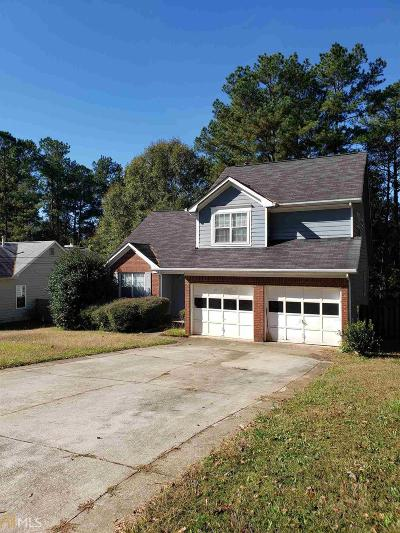 Rex Single Family Home Under Contract: 5723 Rex Mill Creek
