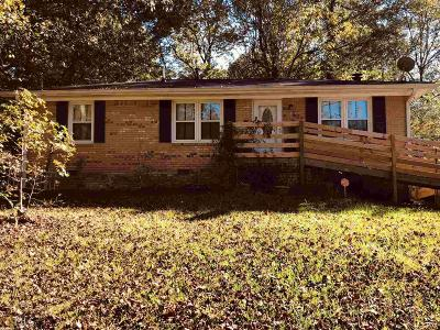 Mableton Single Family Home Under Contract: 369 Lane