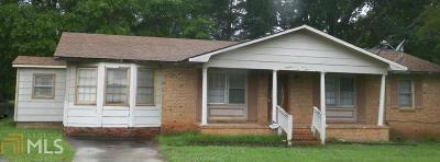 Madison Single Family Home Under Contract: 2040 Athens Hwy