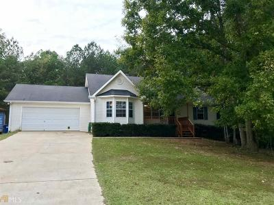 Butts County Single Family Home Under Contract: 131 Bonnies Way