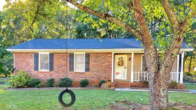 Monroe Single Family Home Under Contract: 1388 Robin Ln