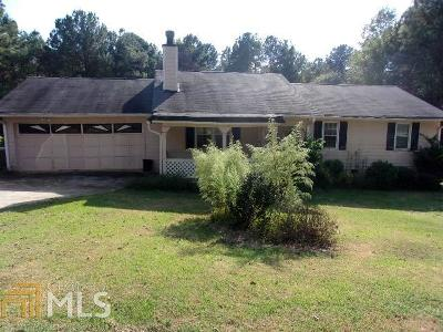 Locust Grove Single Family Home For Sale: 115 Cherokee Pl