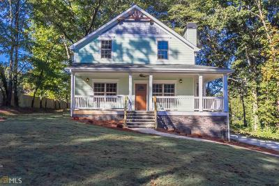 College Park Single Family Home For Sale: 3483 Conley