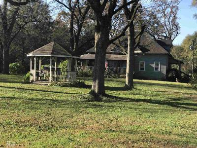 Elbert County, Franklin County, Hart County Single Family Home For Sale: 435 Aderhold Rd