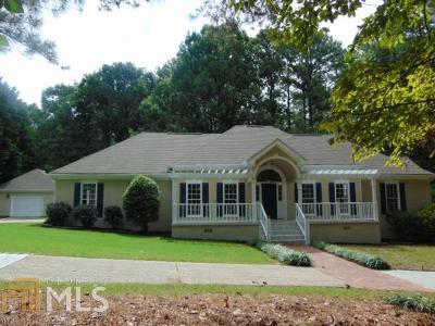 Jonesboro Single Family Home Under Contract: 8510 Blackhall Rd