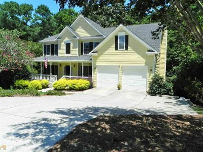 Grayson Single Family Home For Sale: 2277 Roseberry Ln