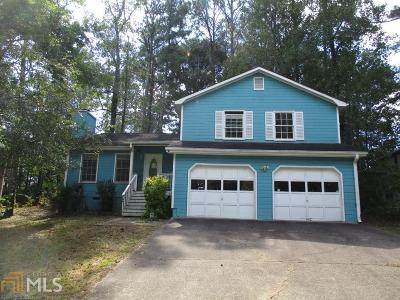 Powder Springs Single Family Home Back On Market: 3975 Evelyn Dr