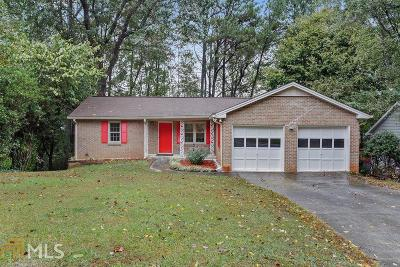 Tucker Single Family Home Under Contract: 4208 Duesenberg Dr