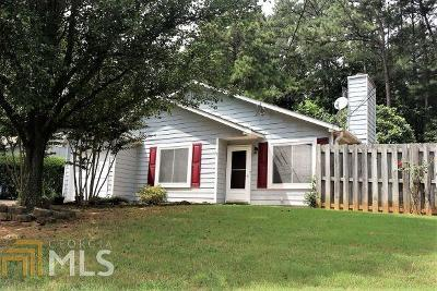 Duluth Single Family Home Under Contract: 3497 Highland Pine Way