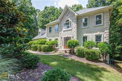 Acworth Single Family Home For Sale: 5856 Brookstone Trce