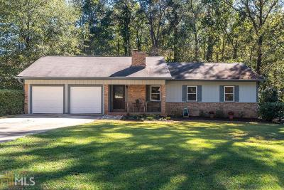 Conyers Single Family Home Under Contract: 33 Fair Oaks Dr