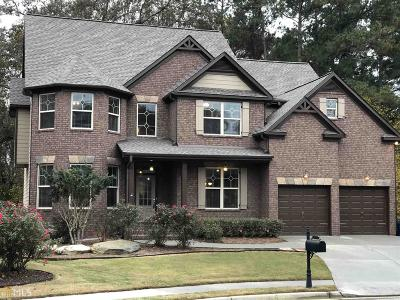 Dacula Single Family Home For Sale: 2901 Planters Mill Dr #L21/BA