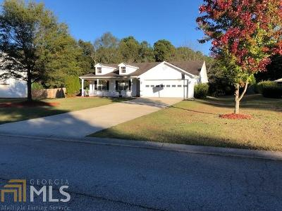 Winder Single Family Home For Sale: 365 Glenmoor Pl