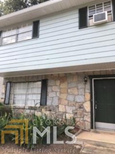 Union City Condo/Townhouse For Sale: 4701 Flat Shoals Rd #41G
