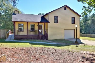 Loganville Single Family Home Under Contract: 3745 Grady Smith Rd