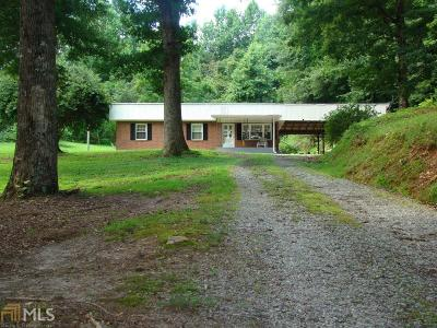 Dahlonega Single Family Home For Sale: 2957 Morrison Moore Pkwy