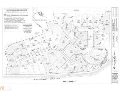 Statham GA Residential Lots & Land For Sale: $1,665,000