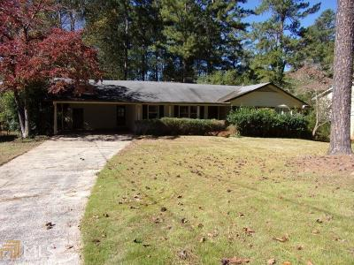 Marietta Single Family Home Under Contract: 1732 Kimberly Dr