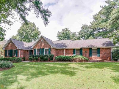 Single Family Home Under Contract: 500 Clubland Cir