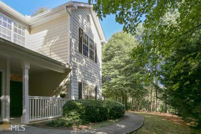 Marietta, Smyrna Condo/Townhouse For Sale: 611 Spring Heights Ln