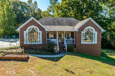 Lilburn Single Family Home Under Contract: 535 Tom Smith Rd