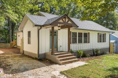 Decatur Single Family Home For Sale: 690 Daniel