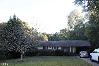 Conyers Single Family Home Under Contract: 1505 Mountain Vw Cir