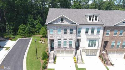 Alpharetta Condo/Townhouse Under Contract: 1040 Township Sq