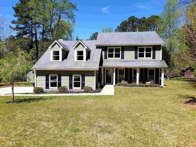 Peachtree City GA Single Family Home For Sale: $350,000