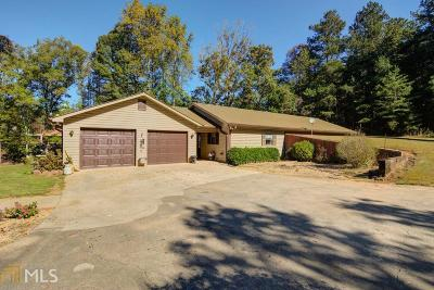 Dawsonville Single Family Home Under Contract: 170 Buds Dr