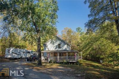 Forsyth County Single Family Home For Sale: 6255 Shady Grove