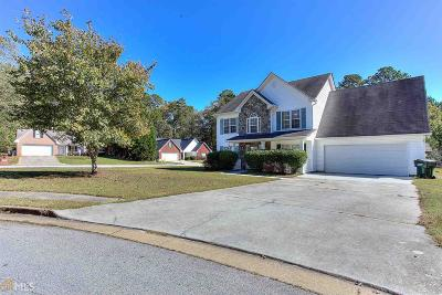 Snellville Single Family Home Under Contract: 2902 Canopy Cir