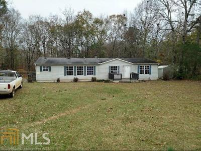 Barnesville Single Family Home Under Contract: 122 Talmadge Rd