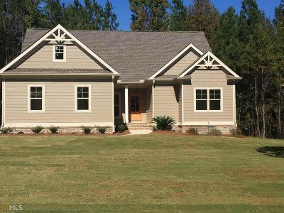 Haddock, Milledgeville, Sparta Single Family Home For Sale: 125 NE NEwport Rd