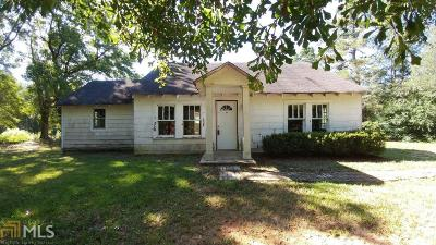Conyers Single Family Home Under Contract: 2249 W Hightower Trl