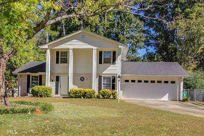 Tucker Single Family Home Under Contract: 3482 Montreal Way