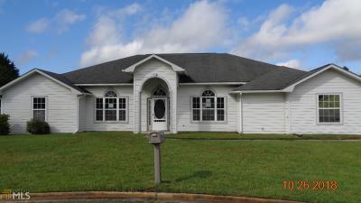 Kingsland GA Single Family Home Under Contract: $180,000