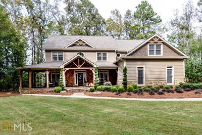 Cumming Single Family Home For Sale: 3950 Ryans Lake Ter