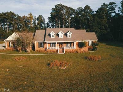 Fayetteville GA Single Family Home For Sale: $559,500