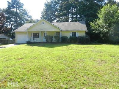 Conyers Single Family Home Under Contract: 2981 Landmark Dr