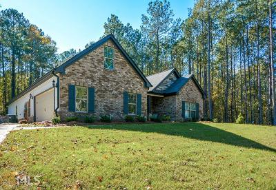 Fayetteville Single Family Home Under Contract: 295 Marron Rd