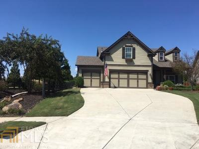 Flowery Branch Single Family Home For Sale: 6803 Flagstone Way