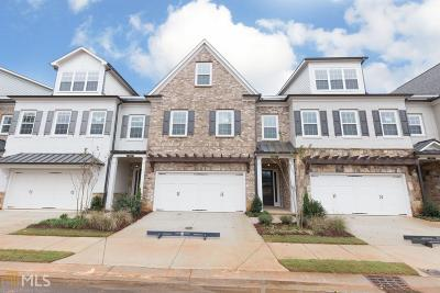 Roswell Condo/Townhouse For Sale: 4460 Huffman Dr