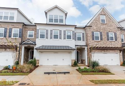 Roswell Condo/Townhouse For Sale: 4464 Huffman Dr