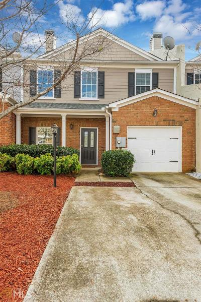 Buford Condo/Townhouse Under Contract: 4319 Buford Valley Way